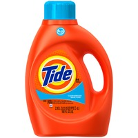 Tide HE Turbo Clean Clean Breeze Scent Liquid Laundry Dertergent
