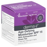 Derma E Moisturizer, Age-Defying, All