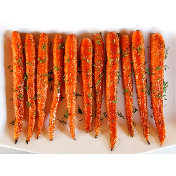 Central Market Dill Oven Roasted Carrots