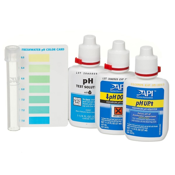 API Freshwter Deluxe Ph Test Kit