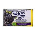 Welch's 100% Grape Juice Frozen Concentrate, 11.5 FL OZ