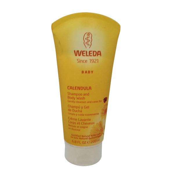 Weleda Baby Shampoo & Body Wash