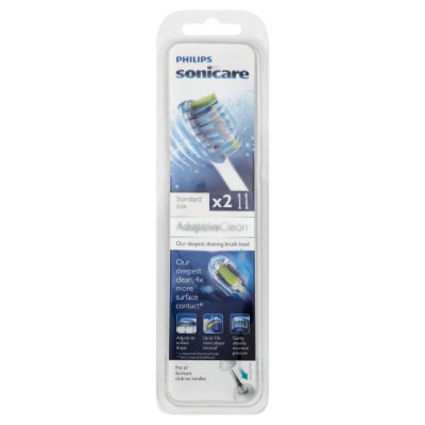 Sonicare Philips Sonicare Adaptive Clean Toothbrush Heads