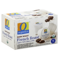 O Organics Organic Coffee Pods French Roast