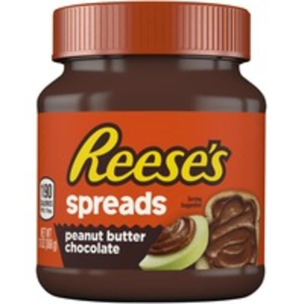 Reese's Peanut Butter Chocolate Spreads