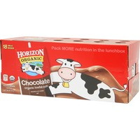 Horizon Organic Lowfat Milk, Chocolate