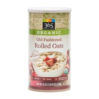 365 Organic Old Fashioned Rolled Oats