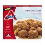 Atkins Swedish Meatballs, 9.0 OZ