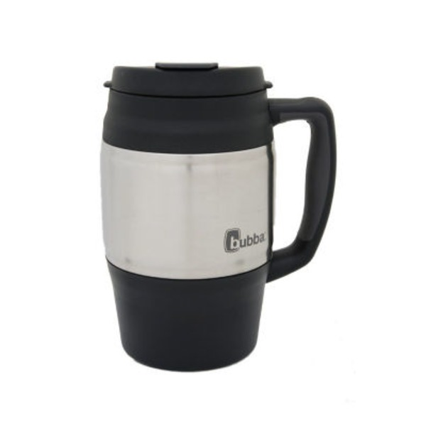 Bubba's 34 Ounce Insulated Mug With Handle