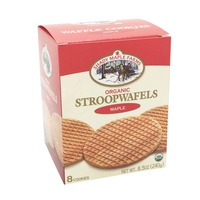 Shady Maple Farm Organic Maple Stroopwafels Cookies