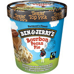 Ben & Jerry's Bourbon Pecan Pie Ice Cream