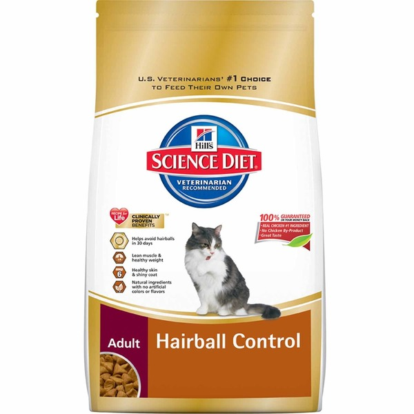 Hill's Science Diet Dry Cat Food, Adult (1-6 Years)