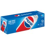 Pepsi Soda, 12 Fl Oz, 12 Count