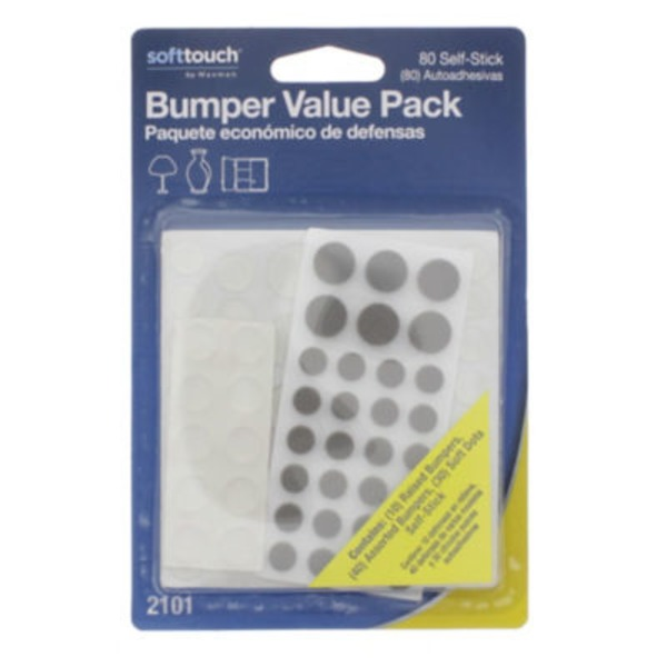 Waxman Bumpers Soft Touch Value Pack Blister Pack
