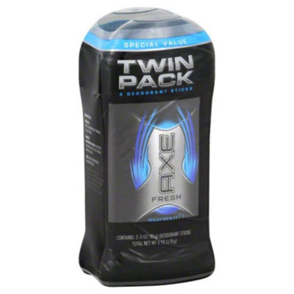 Axe Phoenix Fresh Twin Pack Deodorant