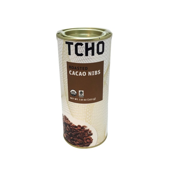 TCHO Organic Roasted Cacao Nibs