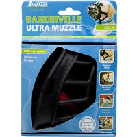 The Company Of Animals Size 4 Baskerville Ultra Muzzle For Dogs