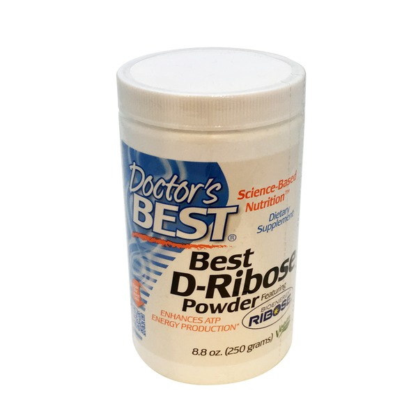 Doctor's Best Best D Ribose Powder