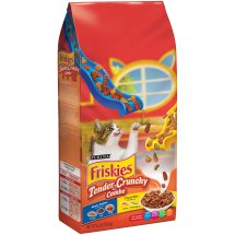 Purina Friskies Tender & Crunchy Combo Cat Food 6.3 lb. Bag