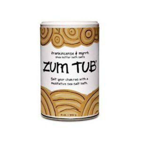 Zum Tub Frankincense And Myrrh Shea Butter Bath Salts