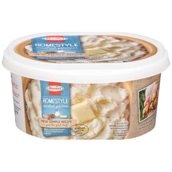Hormel Country Crock Homestyle Mashed Potatoes