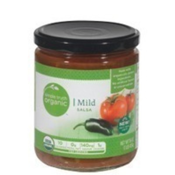 Simple Truth Organic Mild Salsa