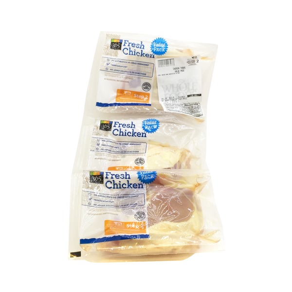 365 Value Pack Chicken Thighs