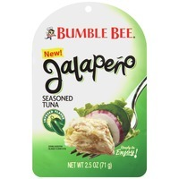 Bumble Bee Ready To Eat Jalapeño Seasoned Tuna