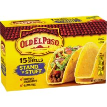 Old El Paso Stand 'N Stuff Shells, 15 Ct, 7.1 oz, 7.1 OZ