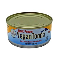 Sophie's Kitchen Black Pepper Vegan Toona