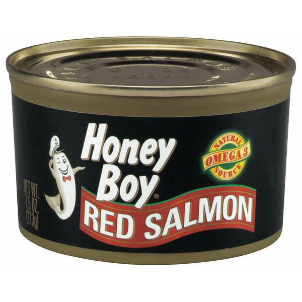 Honey Boy Red Salmon