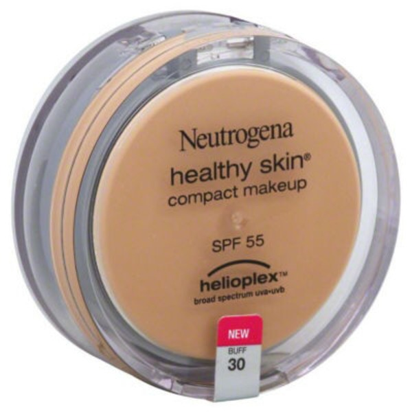 Neutrogena® Compact Makeup with Helioplex SPF 55 Buff 30 Healthy Skin