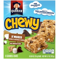 Quaker Chewy S'mores Granola Bars