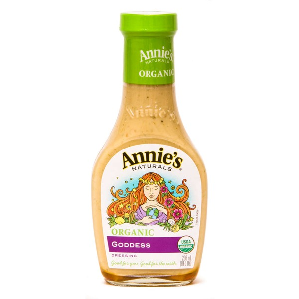 Annie's Homegrown Organic Goddess Dressing Organic