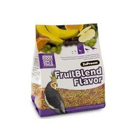 Zu Preem Avian Maintenance Fruit Blend Premium Bird Diet For Medium Birds