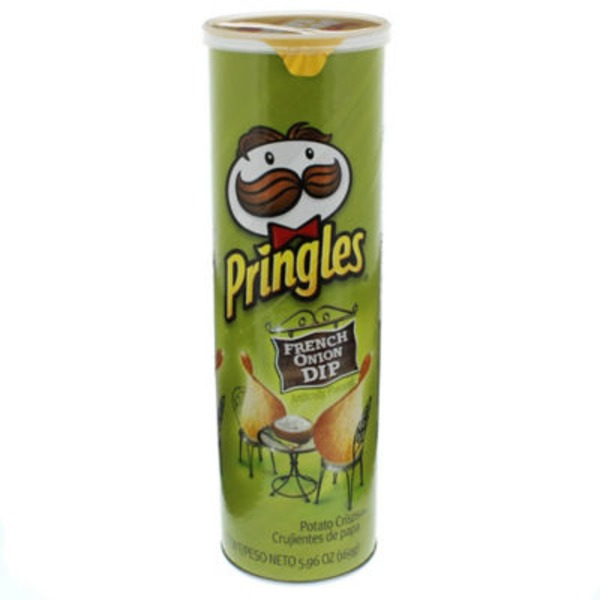 Pringles French Onion Dip Potato Crisps
