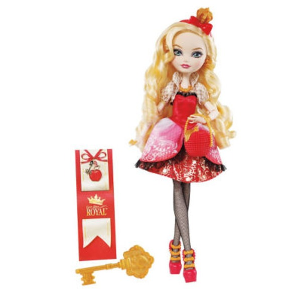 Mattel Ever After High Royal Doll Collection