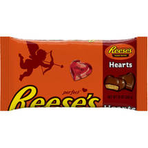 Reese's Peanut Butter Cup Hearts Valentine's Candy