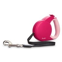 Good2 Go Retractable Pink Dog Leash Medium