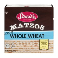 Streit's Matzos 100% Whole Wheat