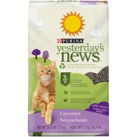 Purina Yesterday's News Unscented Softer Texture Cat Litter