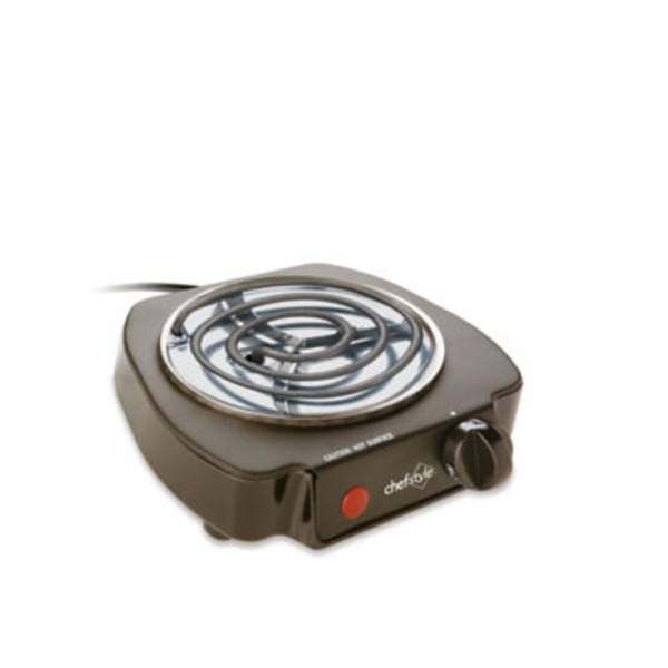 Chef Style Single Burner