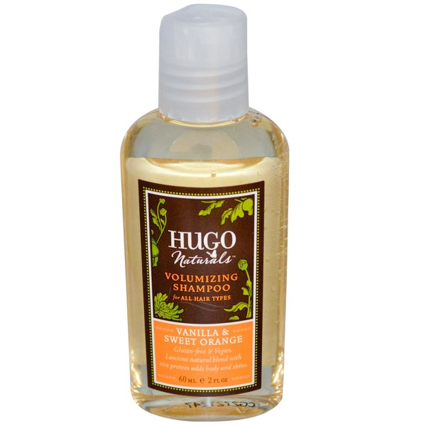 Baby Hugo Naturals Volumizing Shampoo Vanilla & Sweet Orange