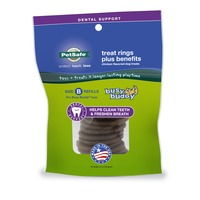 Pet Safe Busy Buddy Dental Support Treat Ring Refills 3.8 Oz.