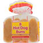 Great Value Enriched Hot Dog Buns, 8 ct, 11 oz