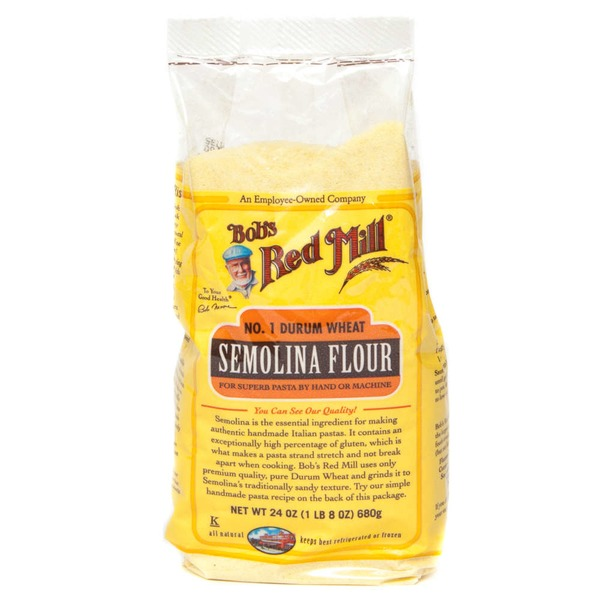 Bob's Red Mill No. 1 Durum Wheat Semolina Flour