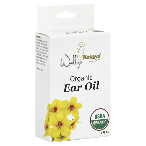 Wally's Ear Oil, Organic
