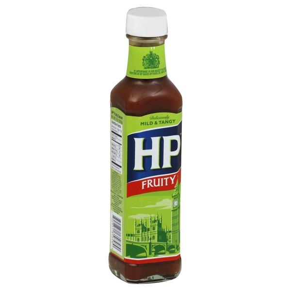 HP Fruity Mild & Tangy Brown Sauce