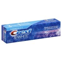 Crest 3d White Rad Mint Toothpaste
