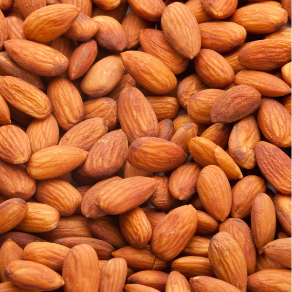 365 Roasted Unsalted Almonds, Bulk